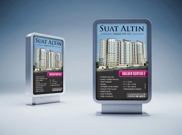 SUAT ALTIN İNŞAAT - GOLDEN CENTER 2 RAKET