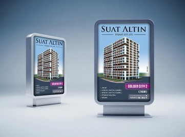 SUAT ALTIN İNŞAAT - GOLDEN CİTY 2 RAKET